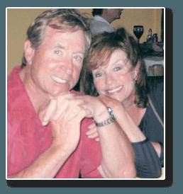 Mary and Gary Barnett