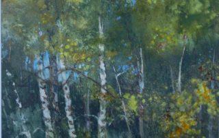 """""""Deep Forest"""" 2 30x40"""