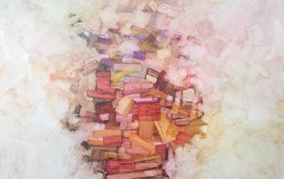 """""""Pre-Election"""" - Watercolor on YUPO"""