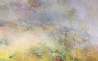 """Taos Hillside"" - 36""x36"" Acrylic on Canvas"