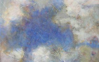 """""""Lifted Air"""" - 24""""x36"""" acrylic on canvas"""