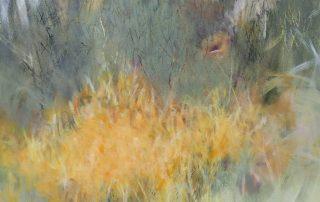 """""""Soft Meadow"""" 30x30"""