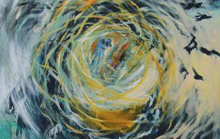 Painting by Artist Mary Barnett