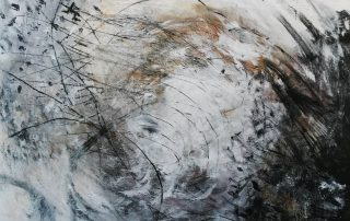 Acrylic by Mary Barnett