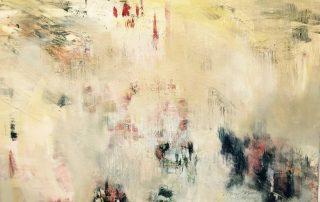 Painting by Mary Barnett